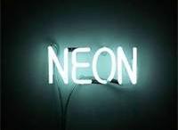 Neon Colors / Happy, Happy, Happy !
