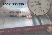 Book Reviews by Read and Live Well / A collection of the book reviews I have written for my book blog - Read and Live Well!