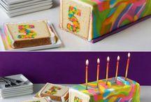 Cake maken