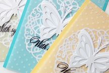 Vellum / Ways to use vellum on your next card or project! / by Danielle Flanders