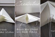 Papierstern