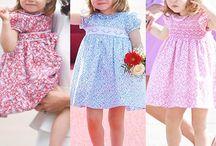 Kız çocuk kıyafet