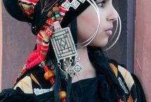 Asia -Traditional Headdress