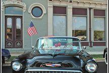 Cars - 1955 Chevrolet Bel Air