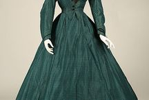 19th C - 1850 - 1865 - Green / by Antina Richards-Pennock