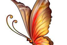 Fantasifjärilar
