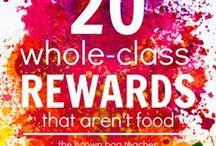 rewards for class