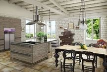 Kitchen Ideas / Kitchens