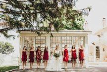 I Do / Bridesmaids and Flowergirls