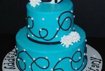 21 st cakes