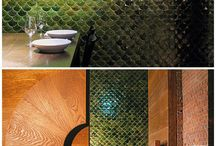 Designs We Love / Inspirational tile designs