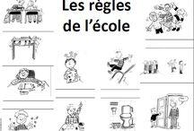 Langue française- FLE catalogne / by Angels Rabaneda Haro