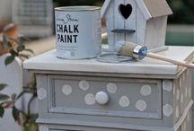 Bútor felújítás - Chalk Paint