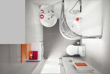 łazienki pomysły