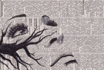 Newspaperart