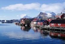 Svinøya Rorbuer - Svolvær - Lofoten / Traditional fisherman cabins
