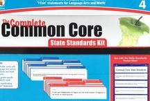 Common Core Materials / Ready-made kits, reproducibles, and books sets all really and truly aligned with Common Core State Standards - CCSS