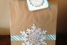 Christmas Wrapping Ideas / by Katy Carter