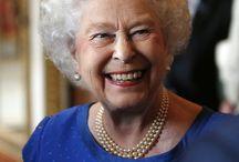Queen Elizabeth II / by Chris Goldsmid
