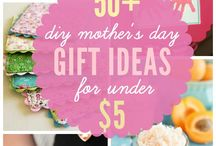 Mother's day (gift ideas)