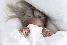 SLEEPING IN LUXURY LINENS