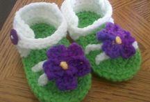 Crocheted Stuff / by Shari Woolsey