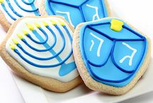 Hanukkah Decorated Cookie Gifts / Delicious Hanukkah Decorated Cookie Gifts. Certified Kosher.