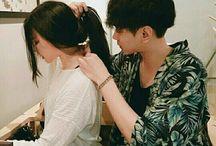 boy girl ULLZANG