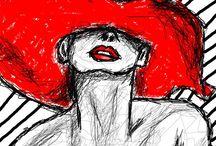 moja tvorba - my creating