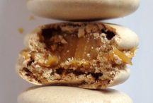 Macaron beurre salé