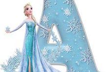 alfabet frozen