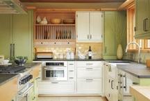 Kitchen ideas / by Emily Newton