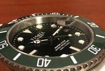 Tisell Marine Diver green
