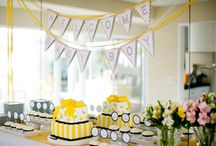 Baby Shower / by Hannah Wright