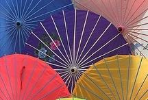 Umbrellas / by Larry & Joyce Harrison