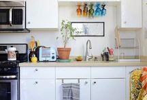 mutfak ve ev fikirleri ..