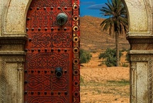 Exotic Places & Spaces...Morocco