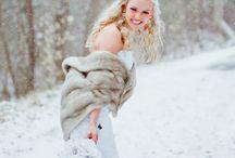 Winterhochzeit / heiraten im Herbst und Winter