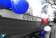Parada Niepodległości 2013 w Gdyni / 11 listopada przez miasto przeszła Parada Niepodległości. I pomimo szaro-burej pogody, było radośnie i podniośle :)