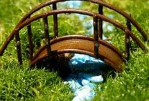 Fairy Gardens⭐ / Little fairy gardens that would be so much fun to make!!!