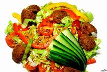Gabe's Salad! / Organic ingredients as always!