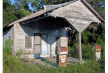Old/Abandoned Gas Stations