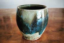 Pottery Mugs & Cups