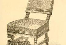 стулья кресла диваны