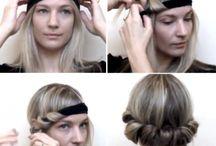 Girls' Hair / by Kristin Torode