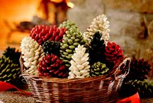 ✪ DIY Winter :: Indoor / Everything related to DIY indoor decor for Winter. DIY centrepieces, stairs decorations, mantel projects and so on.