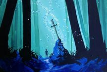Paint Disney