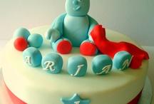 Iggle Piggle cakes