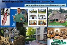Homebuyers Make Your Home a Luxury One / The success in selling luxury home in the shortest time and at the best price is in large part with well planned preparations.