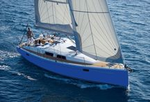 The Yacht / Our brand new HANSE 385.
